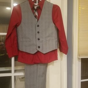 3pc. Boys Christmas Outfit